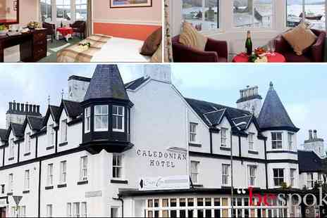 Bespoke Hotels - Two Nights in Scotlands Beautiful Caledonian Hotel Ullapool - Save 33%
