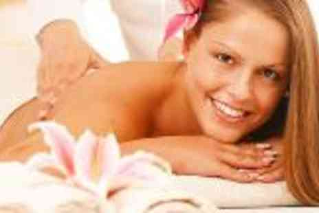 The Beauty Lounge of Formby - Exfoliation, seaweed wrap and Swedish massage treatments  - Save 77%