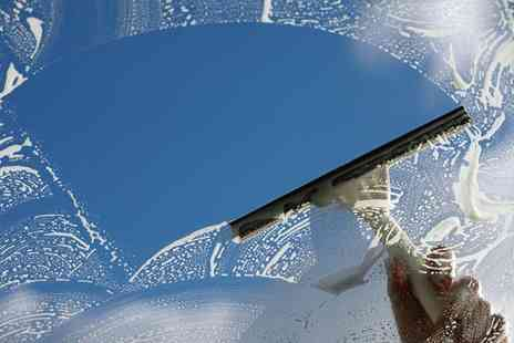Ldm Services - Deep window clean for up to ten windows - Save 45%