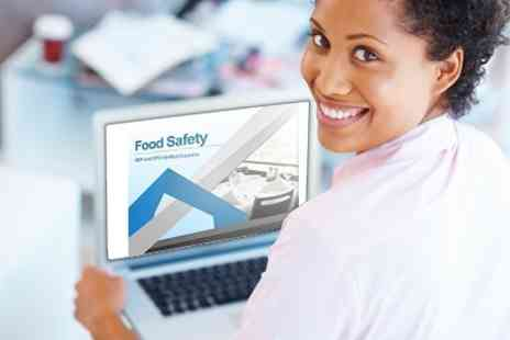 Training Support - Online Level Three Food Safety Course - Save 61%