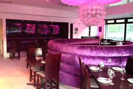 Disley Masala - Indian Cuisine Two Courses For Two - Save 56%