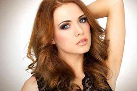 Westend Hair - Half Head Highlights or Full Head Tint Plus Cut and Blow dry - Save 59%