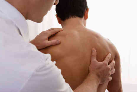 Sports Therapy York - One Sports and Remedial Massages with Consultation - Save 60%