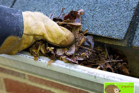 Gutterhogs Logistics - Gutter Clean and Fascia Wash - Save 78%