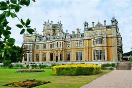 The Spa at Thoresby Hall - Spa Day for 2 with Rhassoul Treatment & Lunch - Save 67%
