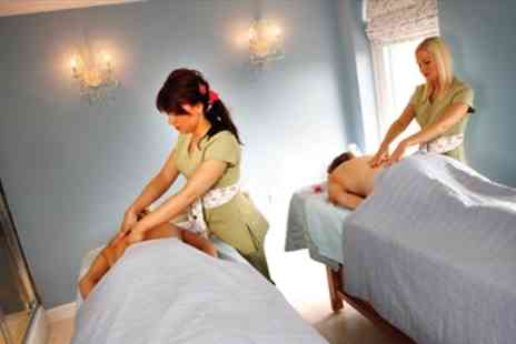 Owl House Day Spa - Leics Mini Spa Day including Massage & Hot Tub - Save 56%