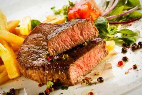 Coach House Hotel - Two Course Steak Meal For Two - Save 53%