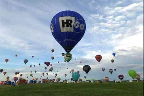 Merlin Balloons - Four hour weekday hot air balloon experience over Kent - Save 41%