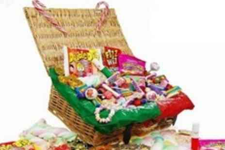 My Sweetie Jar - Deluxe Christmas sweet hamper - Save 58%