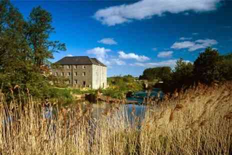 Ford & Etal - Heatherslaw Corn Mill and Lady Waterford Hall Entry With Cream Tea For Two Adults or Family - Save 53%
