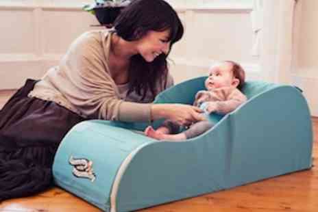 Tummy With Mummy - The Worlds Only Foldaway Baby & Toddler Seat With Built In Angled Tummy Time Platform - Save 50%
