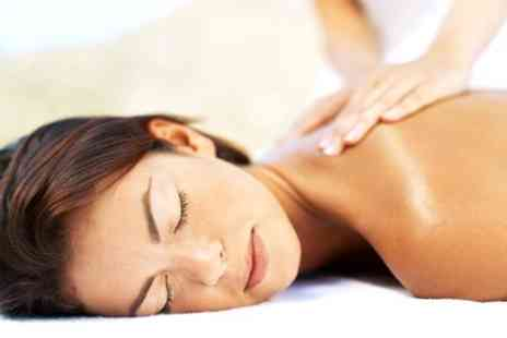 Essential Spa - Aroma Facial Plus Swedish and Scalp Massages - Save 76%
