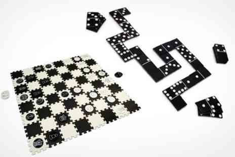 James Russell - Giant Garden Games Dominos - Save 57%