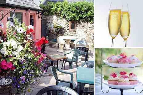 La Cantina - Afternoon tea for two with a glass of bubbly each - Save 56%