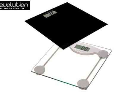 Mytouchscreen.co.uk - Digital Bathroom Scales Transparent - Save 44%