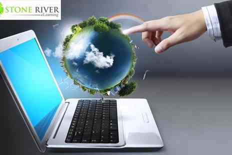 Stone River eLearning - Online Complete Web Developer Course - Save 81%