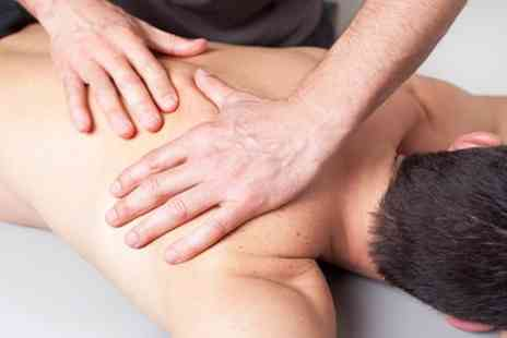Complete Chiropractic - Complete Chiropractic Three Treatment Sessions With Consultation - Save 80%