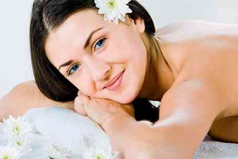 Beauty Studio - Build Your Own Pamper Package Choice of Three Treatments - Save 75%