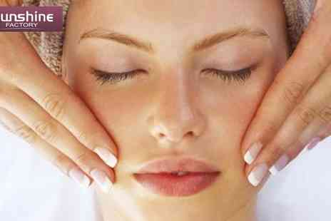 Sunshine Factory - Relaxing Facial at the Sunshine Factory - Save 49%