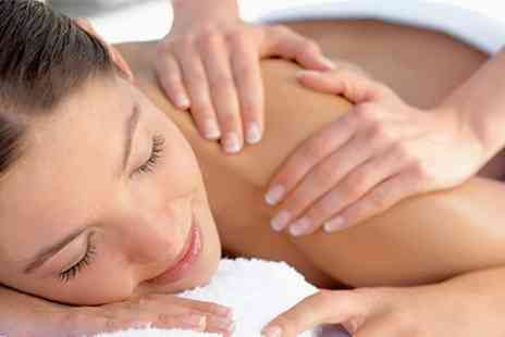 Head Hair & Beauty - One Hour Upper Body Dermalogica Massage - Save 27%