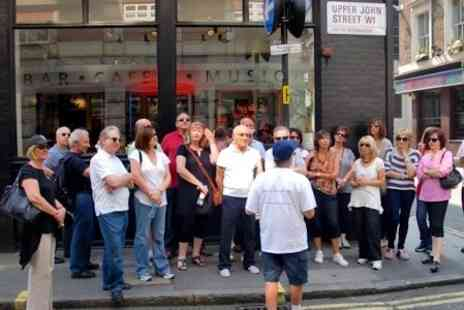 Back In The Day Walks - Walking Tour of London For One  - Save 30%