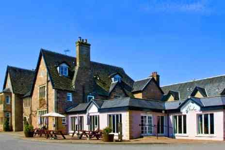 Loch Fyne Hotel and Spa - In Scotland One Night Stay For Two With Dinner and Wine - Save 50%