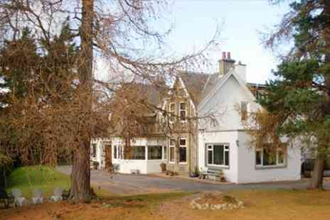 Craigerne House Hotel - In Scottish Highlands Two Night Stay For Two With Breakfast - Save 43%