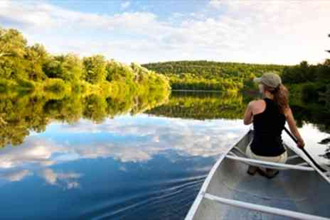 Planetree Adventure - Scenic Summer Canoe Trip - Save 37%