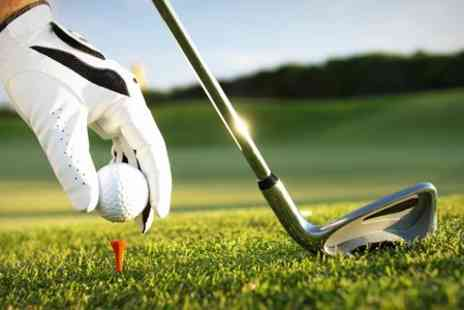 A S Brook Golf - Golf Coaching Two Lessons - Save 73%