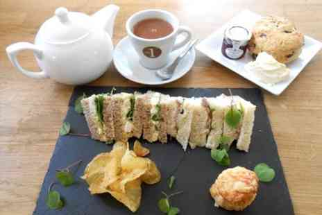 No1 Bar Bistro - Afternoon Tea For Two - Save 42%