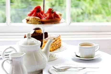 Mercure Goldthorn Hotel - Afternoon Tea With Wine For Two - Save 62%