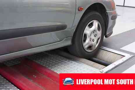 Liverpool MOT - Class 4 MOT test - Save 67%