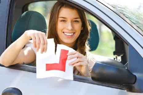 Nads driving school - Ten Hours of Lessons Plus Practical Test - Save 62%