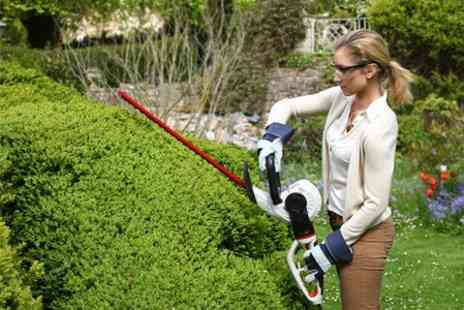 Honeyman - Hedge Trimmer With Free Delivery - Save 50%