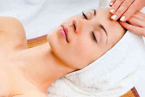Tranquility - Spa Package with Elemis Facial Hot Stone Massage and Essie Manicure and Pedicure - Save 59%