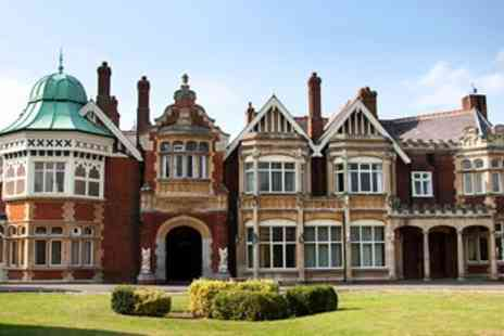 Bletchley Park - Two Tickets & Souvenir Guide - Save 63%