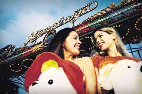 Morecambe Fun Fair - Five Tickets - Save 50%