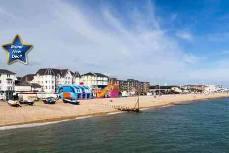 Best Western Beachcroft - Three night Sussex stay for two including breakfasts  - Save 44%