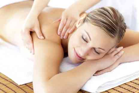Holistic Training Courses - Half day reflexology or back neck & shoulder massage course - Save 83%