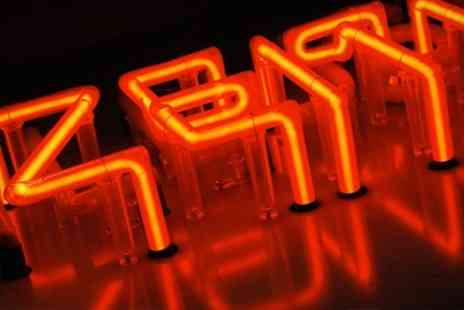 Neon Workshops - Glass Neon Making Session - Save 62%