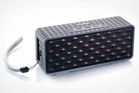 Retail Outlet - Aiptek E20 Portable Bluetooth Speaker - Save 22%