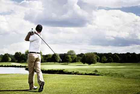 Surbiton Golf Plaza - One Hour Pro Golf Lesson - Save 64%