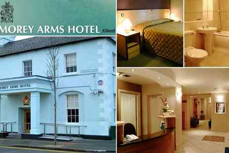 Kilmorey Arms Hotel - Two Nights Northern Ireland Bed and Breakfast - Save 60%