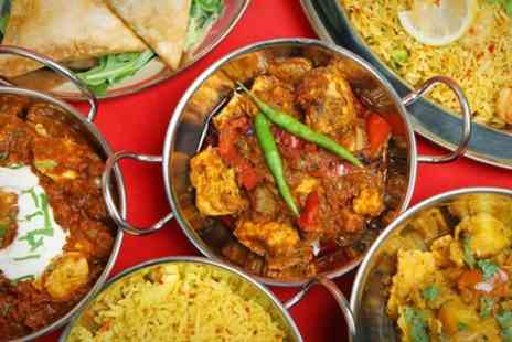 Namaste Kerala - Two Course Indian Meal and Wine - Save 52%