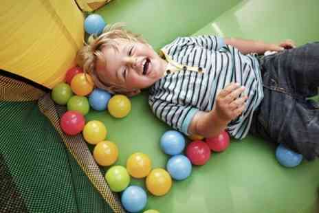 Go Bananas Playzone - Soft Play Party For Ten Children - Save 64%