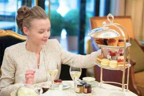 The Oxfordshire - Champagne Afternoon Tea and Spa Access For Two - Save 30%