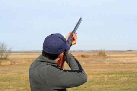 Lea Marston Events - Choice of Outdoor Activities Includes Clay Pigeon Shooting and Snag Golf - Save 53%