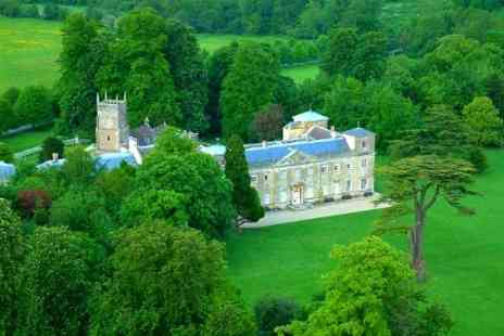 Lydiard House - In Wiltshire One Night Stay For Two With Theme Night, Dinner and Breakfast - Save 43%