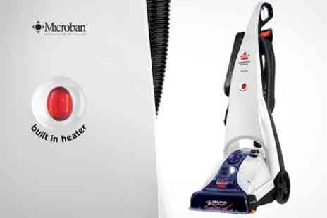 Electrics Warehouse - Bissell Pro Heat Deep Floor Cleaner - Save 50%
