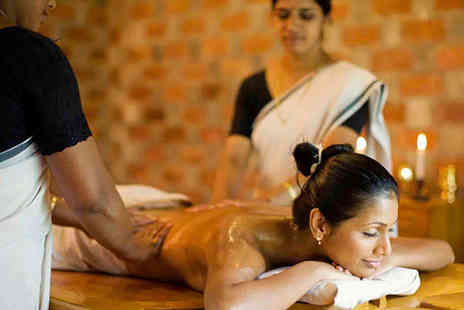 Ayurveda Holistic Centre - Choice of Ayurveda Body Deep Tissue or Hour Long Massage - Save 66%